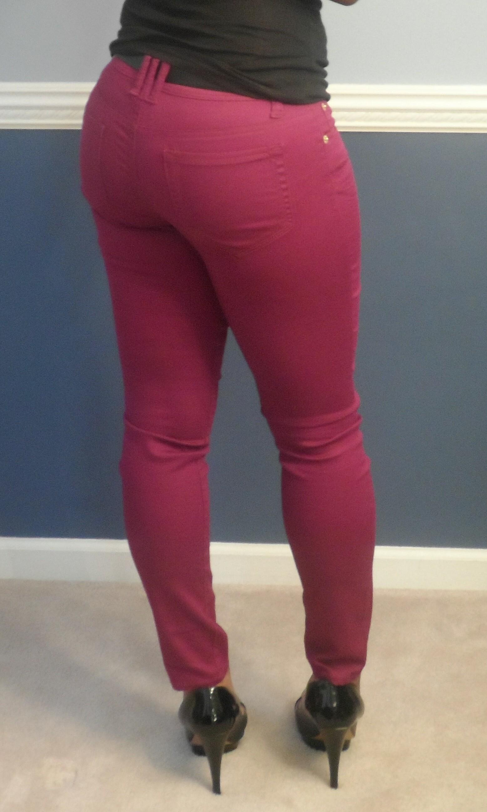Target Color Skinny Jeans | Brown Girl Certified Blog